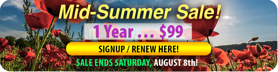 RENEW NOW SAVE $131