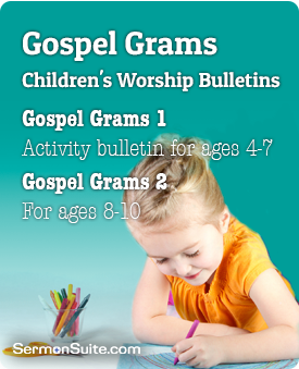 Gospel Grams 1