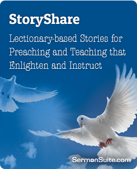StoryShare -- stories of faith for preaching and teaching